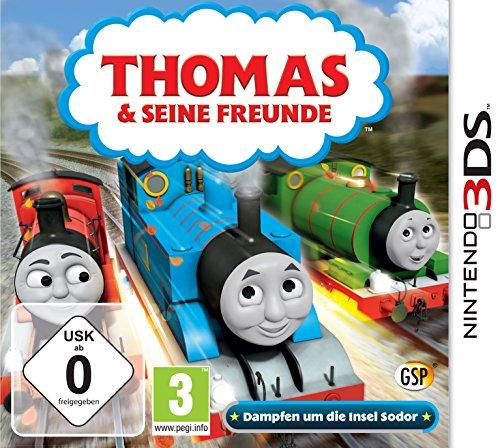 Thomas und seine Freunde für Nintendo 3DS (3DS) (Kleine Kinder Spiele)