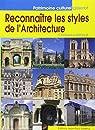 Reconnaître les styles de l'Architecture par Renault