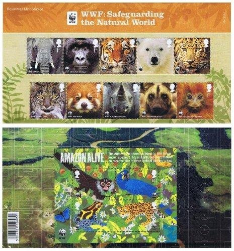 2011-world-wildlife-fund-wwf-stamps-in-presentation-pack