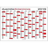Calendari da muro for Planner cucina gratis