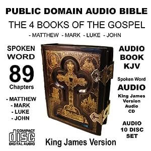Public Domain Audio Bible [Import allemand]
