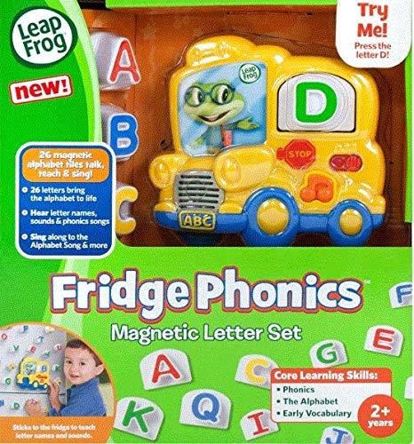 LeapFrog - Magnet-o-lettres - Langue : anglais