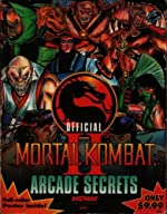 Official Mortal Kombat II Arcade Secrets de Brady Development Group