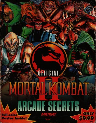 Official Mortal Kombat II Arcade Secrets