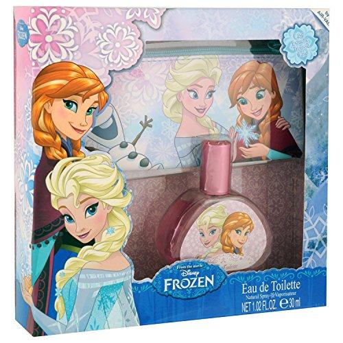 Disney 5136 Cofanetto Regalo di Bellezza Frozen, 2 Pezzi, Blu