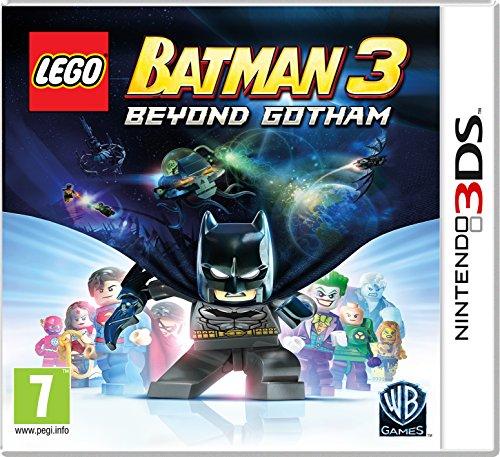Time Warner, Lego Batman 3: Beyond Gotham Per Console Nintendo 3Ds