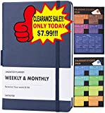 Undated Diary with 2018 Planner Stickers - Weekly - Best Reviews Guide