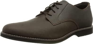 Timberland Woodhull Leather Oxford Basic, Scarpe con Lacci Uomo
