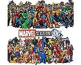 Super-War : Marvel versus DC Comics