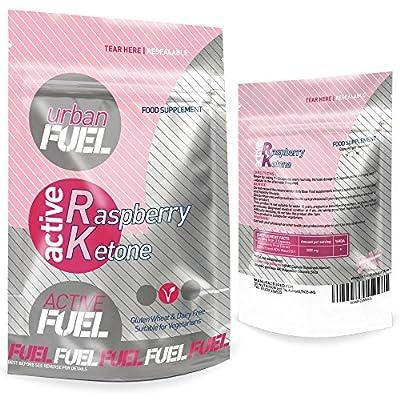 Raspberry Ketones By Urban Fuel 1000mg Raspberry Ketone Weight Loss Diet Pills Pure Raspberry Ketone Fat Burners 10:1 Rasberry Ketones Extract from SS Nutrition Ltd