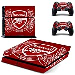 It is time to change now. This is an absolute must own product for all PS4 Fans! Make your console more special and unique with the Hytech Plus Arsenal 1886-2011 Theme Skin Sticker Cover for PS4 Console and Controllers. Not only do these stickers sav...