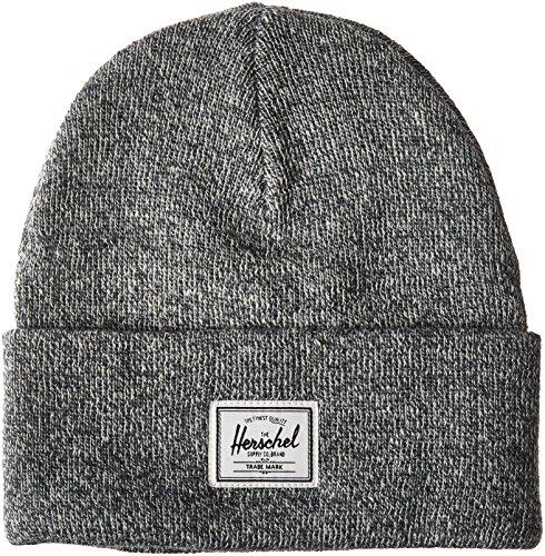 bonnet-en-tricot-elmer-herschel-bonnet-ample-bonnet-pour-lhiver-taille-unique-gris