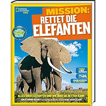 Mission: Rettet die Elefanten - National Geographic KiDS