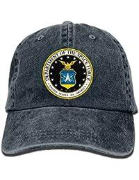 Bikofhd Cappello da Baseball per Adulti Cappello da Baseball per Adulti  Space Force Stati Uniti Fashiond 40c78be5c46a