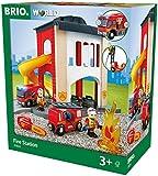 BRIO World Fire & Rescue - Rescue Central Fire Station