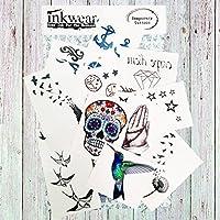 Most Popular Inkwear! Pack of Temp Tattoos