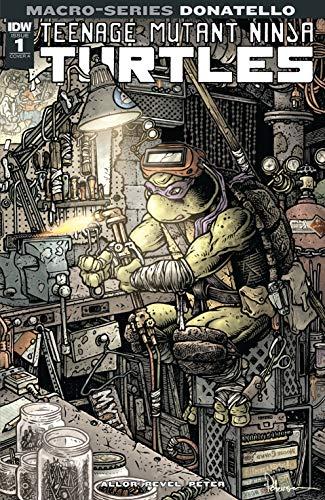 Teenage Mutant Ninja Turtles: Macro-Series: Donatello ...
