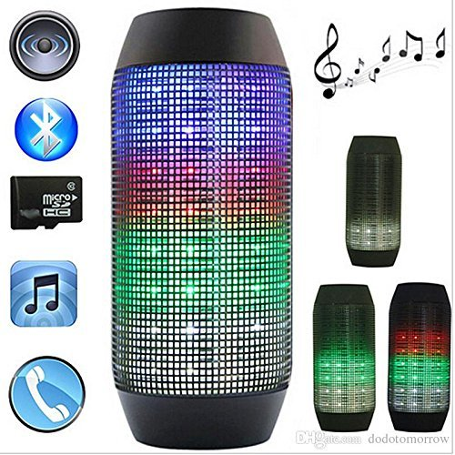 Premium Design Micromax Canvas Juice 2 Compatible Pulse Portable Bluetooth Wireless Speaker USB/TF Card Slot ( Random Color)  available at amazon for Rs.1349