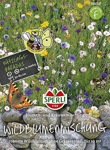 Blumenmischung Blumen- und Kräutermischung von Sperli-Samen
