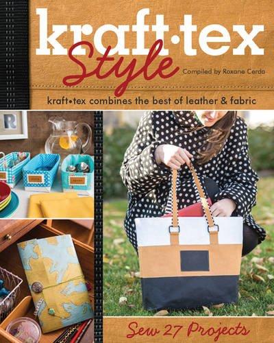 kraft*tex (TM) Style: Kraft*Tex Combines the Best of Leather & Fabric