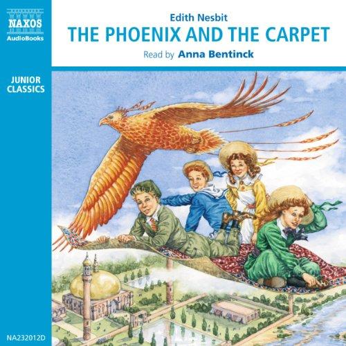 The Phoenix and the Carpet  Audiolibri