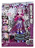 """Welcome to Monster High"" Singing Popstar Ari Hauntington Doll, English"