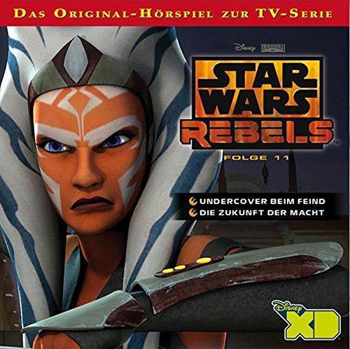 Star Wars Rebels - Hörspiel, Folge 11: Undercover beim Feind