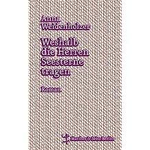 Weshalb die Herren Seesterne tragen