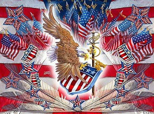 USA 1000 - Patriots Puzzle