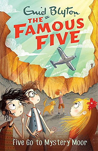 Famous five 13. Five go to mystery moor