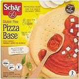 Schar Pizza Sin Gluten Bases 220g (Paquete de 6)