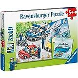 Ravensburger 09221 - Polizeieinsatz