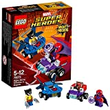 LEGO Marvel Super Heroes 76073 - Mighty Micros: Wolverine verses Magneto
