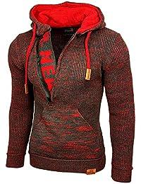 Rusty Neal Top Herren Winter Kapuzenpullover Pulli Sweatshirt Jacke RN-13277  Neu 5ac81da929