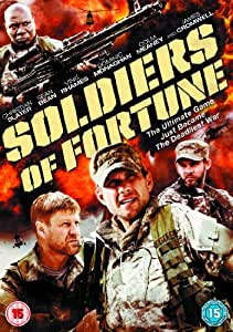 Soldiers of Fortune [DVD] [2012]