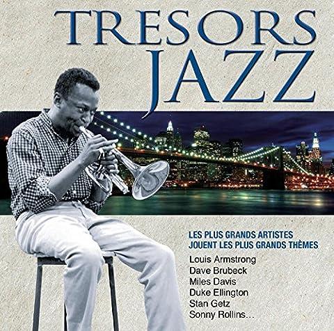 Tresors Jazz - Trésors Jazz (Coffret 4