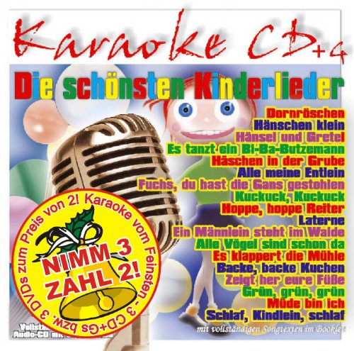 r & Christmas (Best of Kinderlieder 1, 2, Best of Christmas Songs Vol.1) - 3 CD+Gs zum Sonderpreis ()