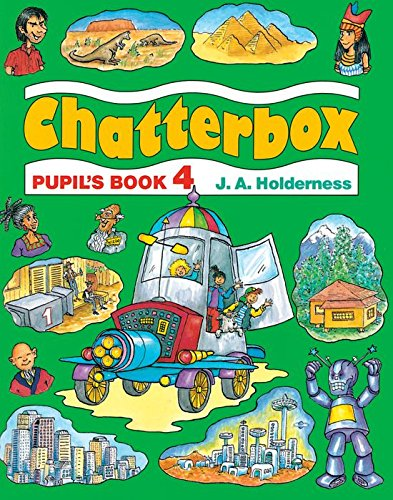 Chatterbox 4 : Pupil's Book
