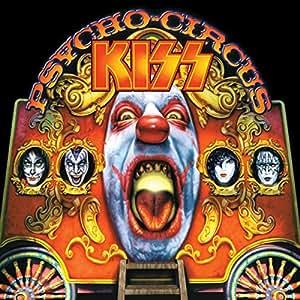 Psycho Circus LENTICULAR 3D SLEEVE -180g vinyl LP + MP3.