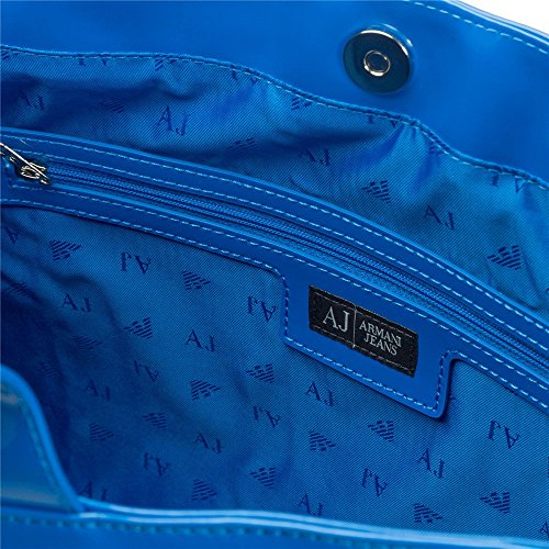 Armani Jeans, Borsa bowling donna blu Blau Blu