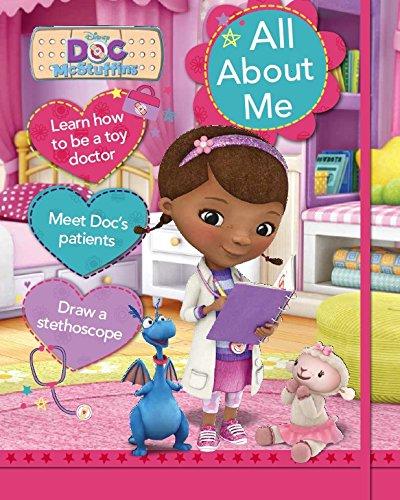 Doc McStuffins All about Me (Disney Doc McStuffins) - Mcstuffins Reader Easy Doc