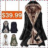 Besten Preis Kunstfell Futter Frauen Pelz Hoodies Damen Pelzmäntel Winter warm langen Mantel Jacke Kleidung aus Baumwolle thermische Parkas