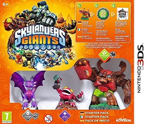 Skylanders : Giants - starter pack [import italien/espagnol]