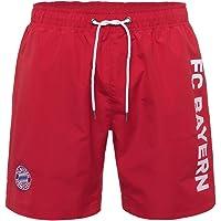 FC Bayern München Costume da bagno con logo rosso