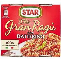 Star Granragu con Datterino senza Conservanti, 2 x 180gr - 360 gr
