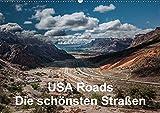 USA Roads (Wandkalender 2018 DIN A2 quer): Eindrücke von den schönsten Straßen der USA (Monatskalender, 14 Seiten ) (CALVENDO Orte) [Kalender] [Apr 01, 2017] Jansen, Thomas