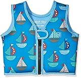 Splash About Kinder Go Splash Schwimmveste Go Splash, Blau (Set Sail), 2 - 4 Jahre