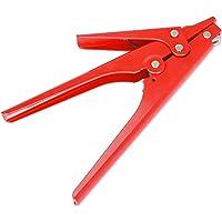 HS-519 Serre-câbles Pistolet Tendre l'et Outil de Découpe pour Plastique Nylon Cable Tie ou Attaches, Boîtier en Métal…