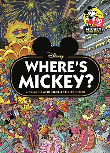 Where's Mickey? (Disney)