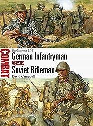German Infantryman vs Soviet Rifleman: <i>Barbarossa</i> 1941 (Combat)